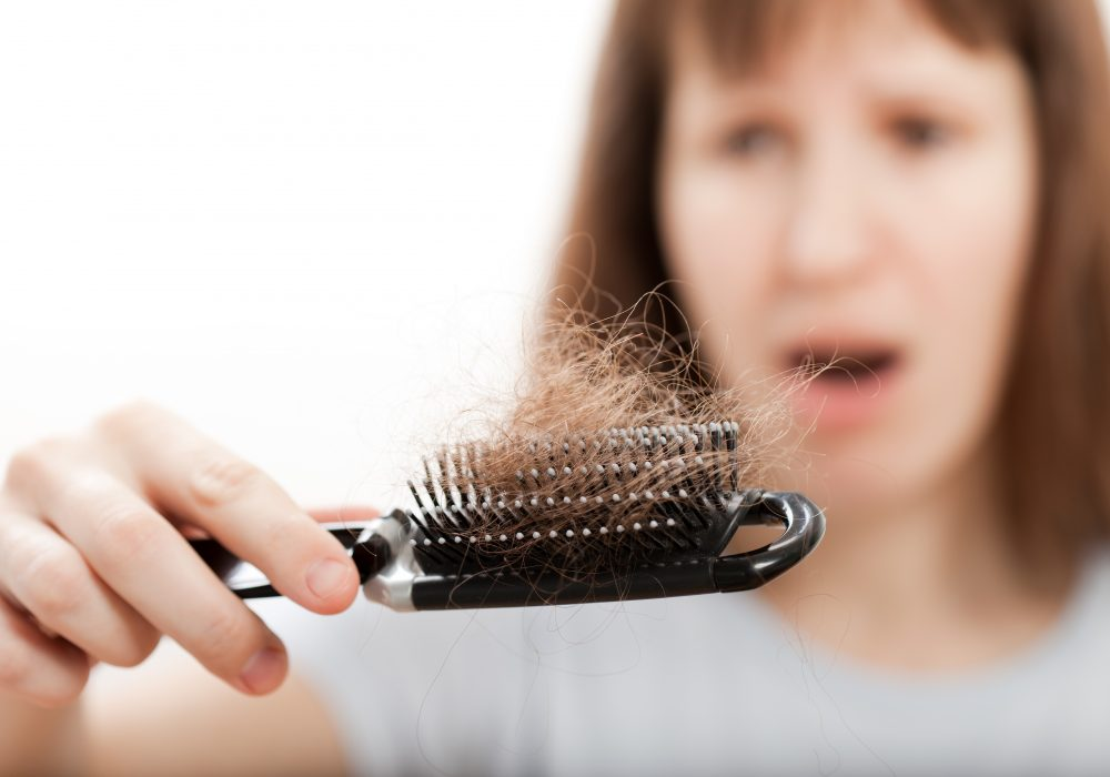 how to stop hair loss from hypothyroid