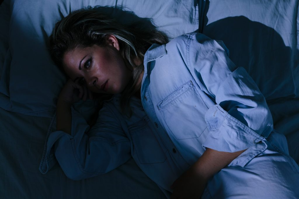 improve sleep with adrenal fatigue