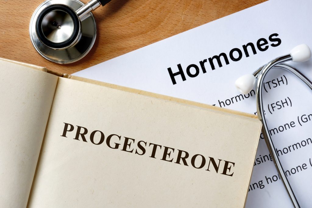 progesterone capsules vs cream
