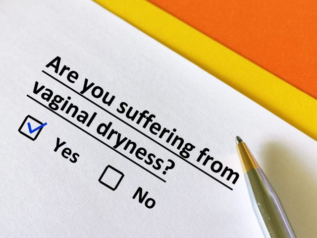 Does Estradiol Work for Vaginal Dryness